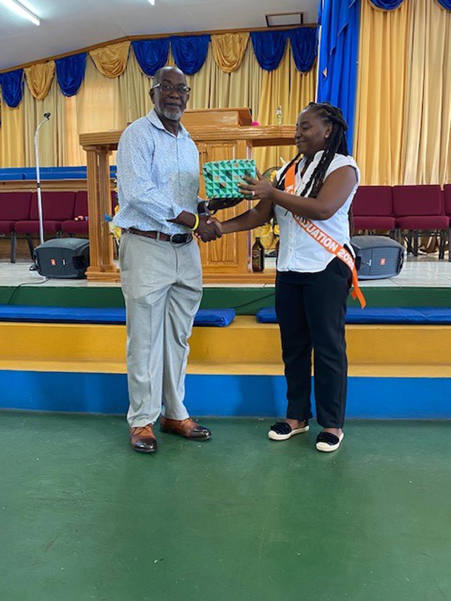 Most Outstanding Performer – Data Operations – Temisha Caine – MCF Awardee