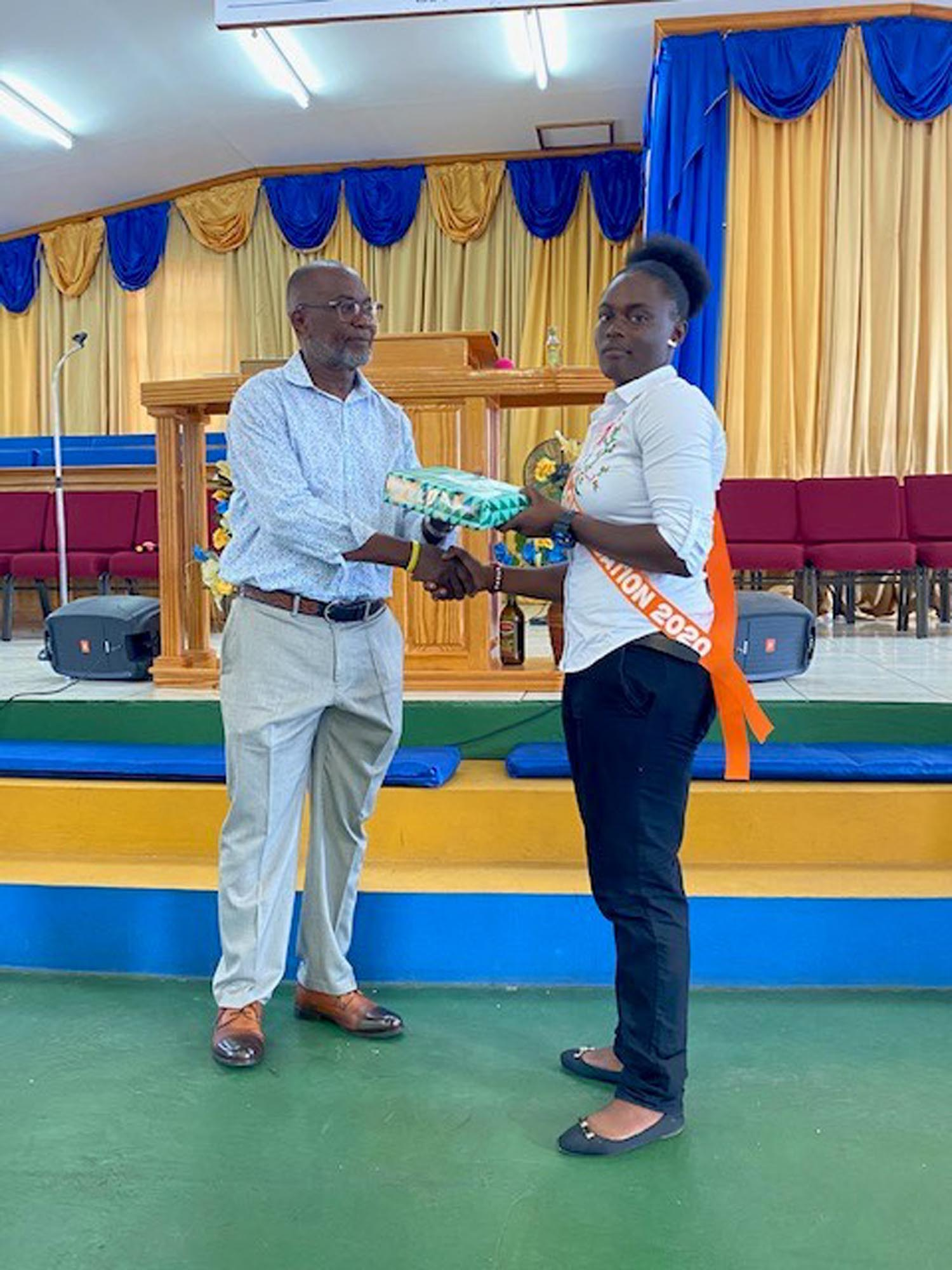 Most Outstanding Performer – Electrical Installation – Japhina Joseph – MCF Awardee